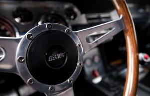 Самое известное рулевое колесо. Елеанор - Ford Mustang