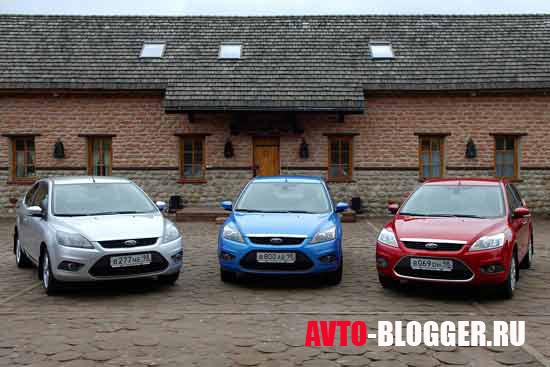 Второе поколения авто