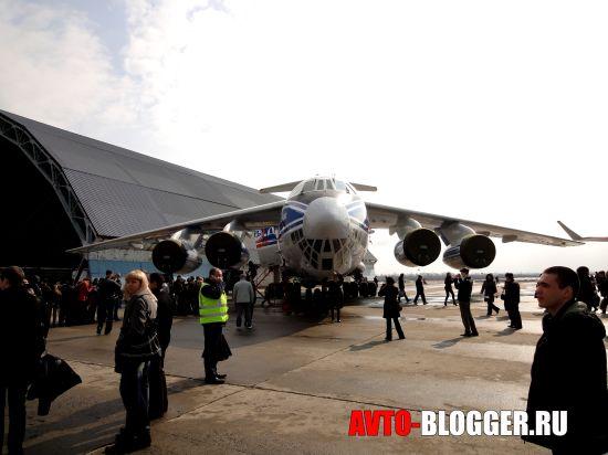 Ил - 76 ТД - 908 Д