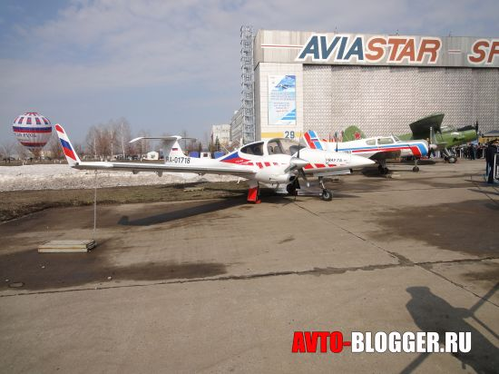 Учебный самолет