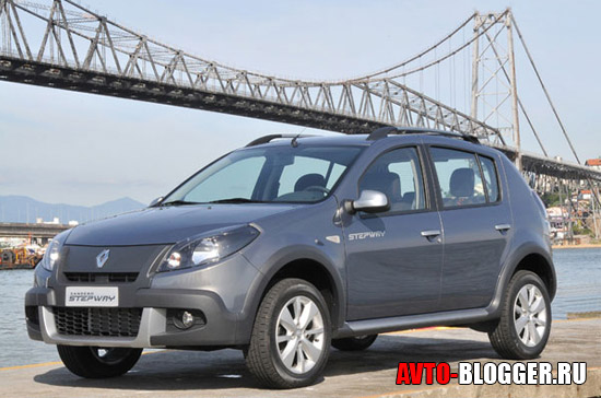 Новый Renault Stepway