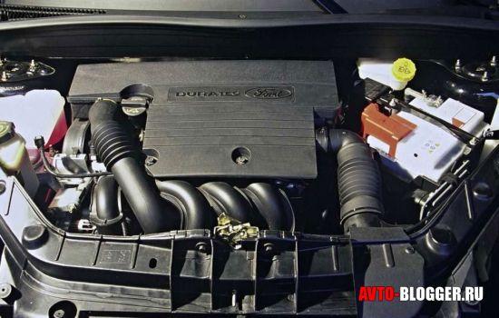 Двигатель FUSION