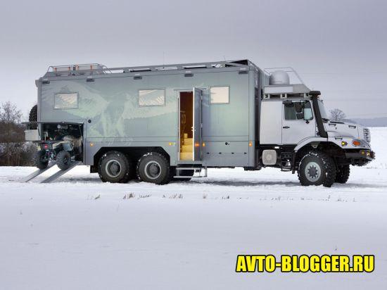 Mercedes-Benz Zetros 2733 6x6