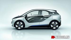 BMW i3. фото 3