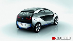 BMW i3. фото 5
