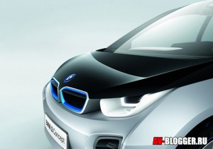 BMW i3. фото 8