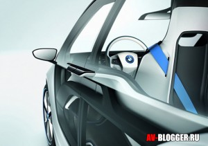 BMW i3. фото 9