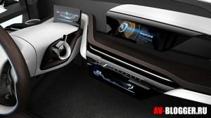 BMW i3. салон фото 4