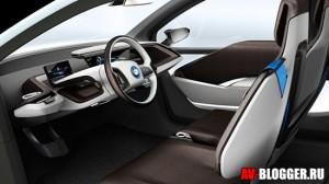 BMW i3. салон фото 7