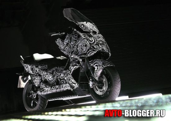 Колеса скутера