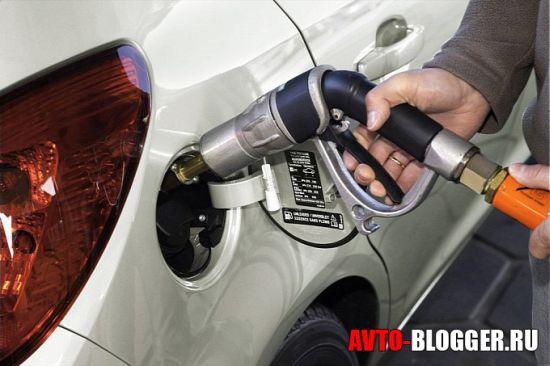 Сжиженный нефтяной газ - СНГ