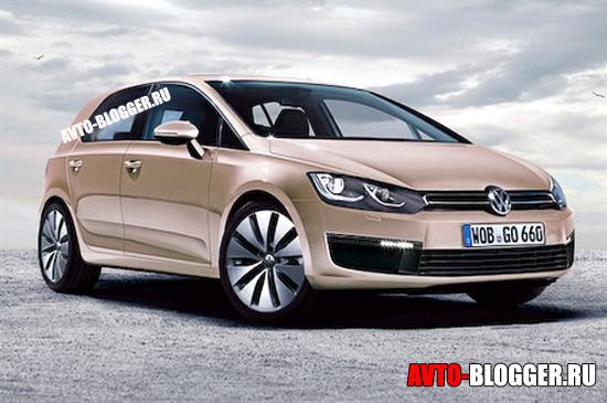 Примерное изображение - Volkswagen Golf