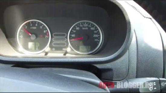 Сброс скорости при пониженной передаче