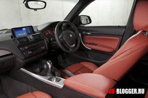 BMW 1 серии. салон, фото 4