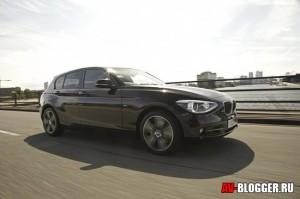 BMW 1 серии. фото 3