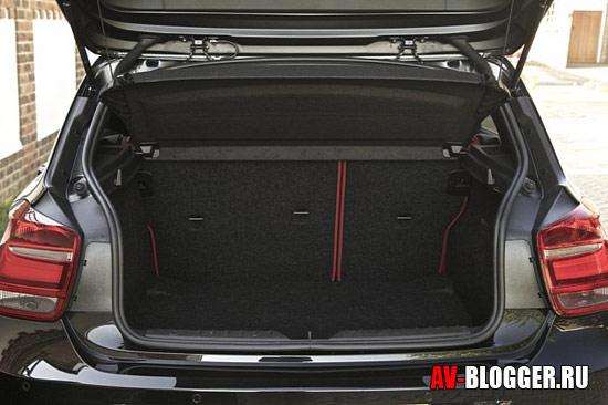 багажник BMW