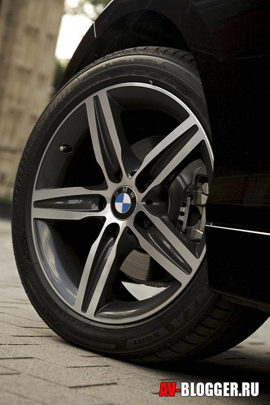 Литые диски BMW