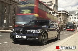 BMW 1 серии. фото 6