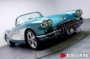 Chevrolet Corvette, фото 12