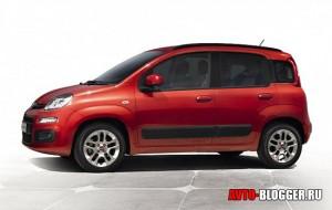 Новый Fiat Panda, фото 1