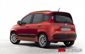 Новый Fiat Panda, фото 2
