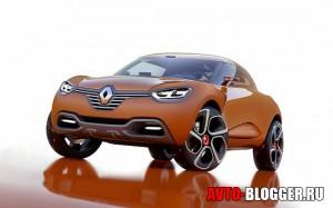 Renault CAPTUR, фото1
