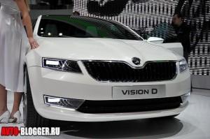 Skoda Vision D, фото 18