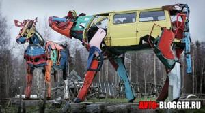 автомобиль - искусство, фото 6