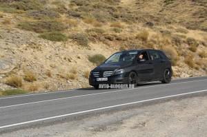 Новый Mercedes Benz B-class, фото5