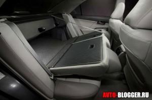 Новая Toyota Camry, салон, фото 5
