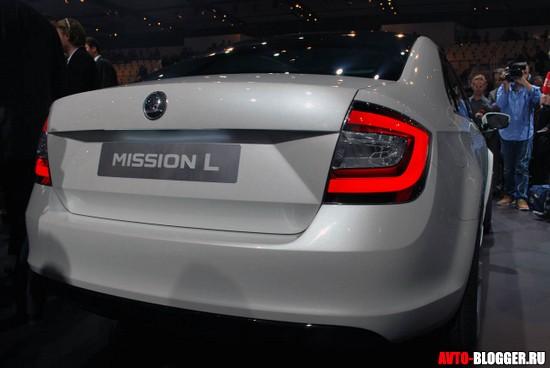 логотип MISSION L