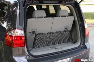 Chevrolet Orlando 2011 - 2012, салон, фото 12