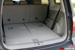 Chevrolet Orlando 2011 - 2012, салон, фото 14