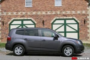 Chevrolet Orlando 2011 - 2012, фото 4