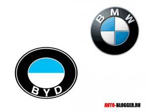 BMW и BYD
