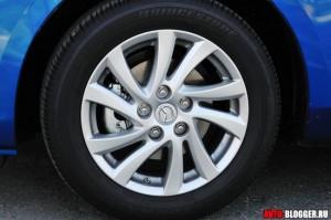 Mazda3 2012. Skyactive. Фото 12