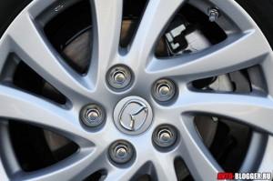 Mazda3 2012. Skyactive. Фото 13