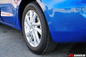 Mazda3 2012. Skyactive. Фото 15