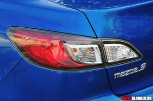 Mazda3 2012. Skyactive. Фото 16