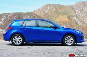 Mazda3 2012. Skyactive. Фото 5