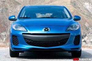 Mazda3 2012. Skyactive. Фото 6