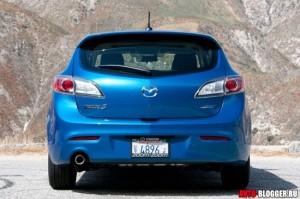 Mazda3 2012. Skyactive. Фото 7