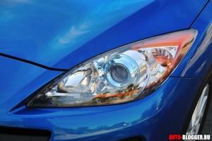 Mazda3 2012. Skyactive. Фото 8