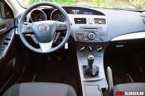 Mazda3 2012. Skyactive. Салон Фото 1
