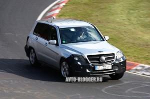 Mercedes GLK, фото 4