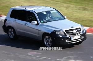 Mercedes GLK, фото 6