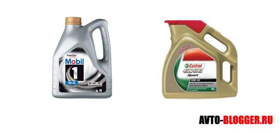 Полностью синтетическое масло