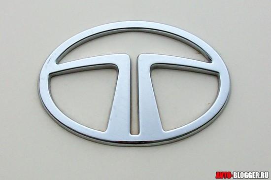 Tata NANO логотип