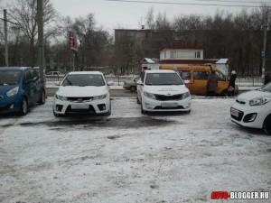 Kia Rio и Kia Cerato koup, фото 1