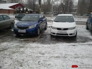 Kia Rio и Kia Cerato, фото 2